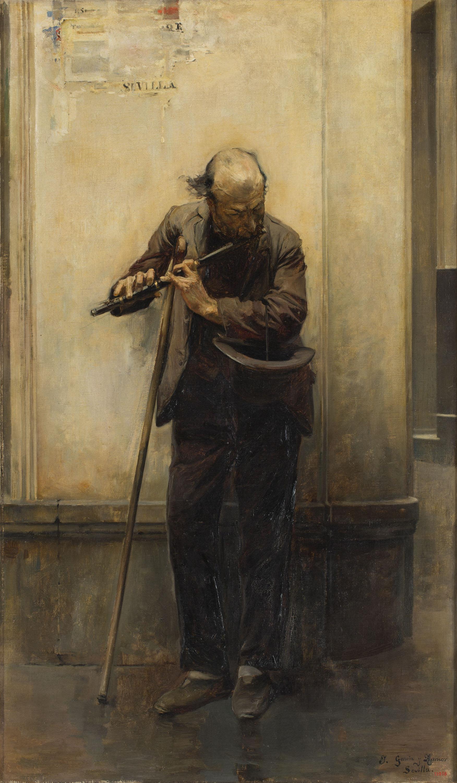 José García Ramos - ¡Fue un artista! - Sevilla, cap a 1890