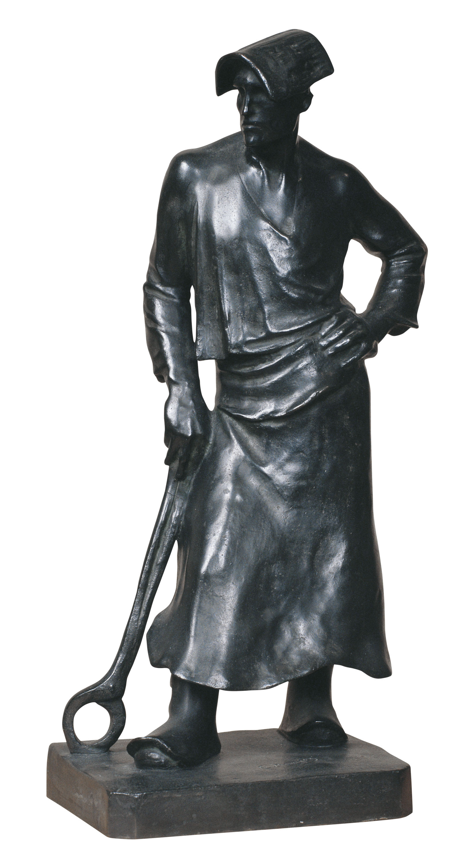 Constantin Meunier - Blacksmith - 1886