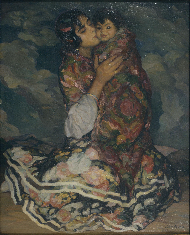 Joan Cardona - Amor maternal - Cap a 1914