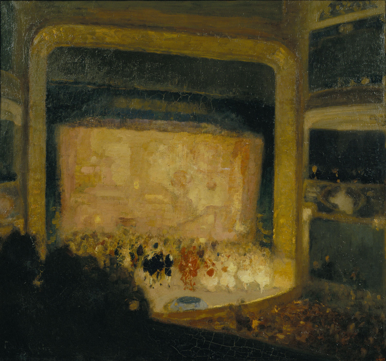 Ricard Urgell - Òpera - 1922