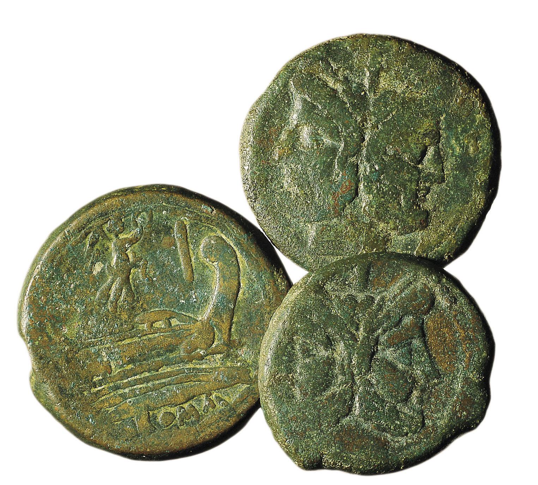 Diverses autoritats - Ofrena de l'Asklepieion d'Empúries - Primera meitat del segle II aC