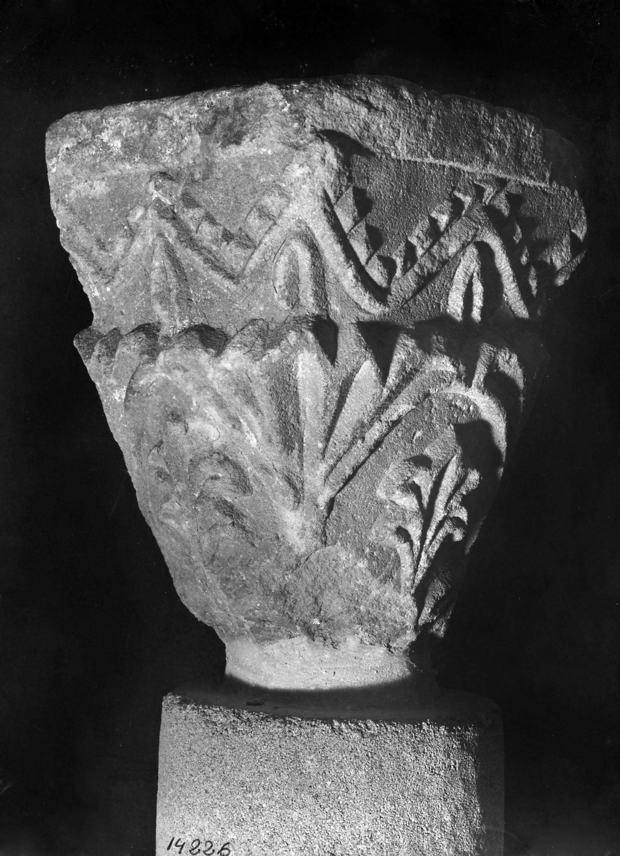 Anònim - Capitell - Últim quart del segle XIII-segle XIV