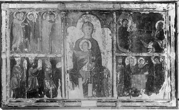 Anònim - Frontal d'altar d'Avià - Cap a 1200 [2]