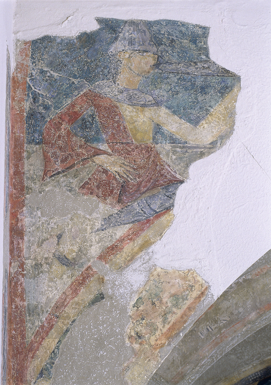 Mestre de Taüll - Arc de l'Anyell apocalíptic de Sant Climent de Taüll - Cap a 1123 [1]