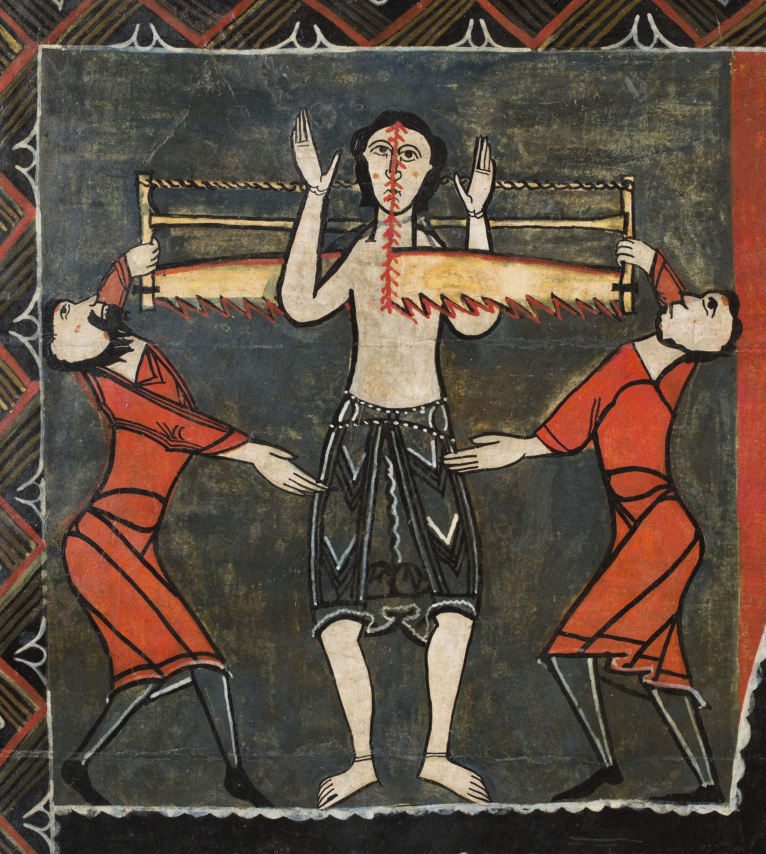 Anònim. Catalunya - Frontal d'altar de Durro - Mitjan segle XII [1]
