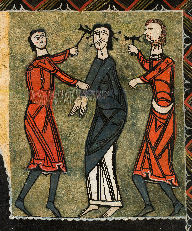Anònim. Catalunya - Frontal d'altar de Durro - Mitjan segle XII [2]