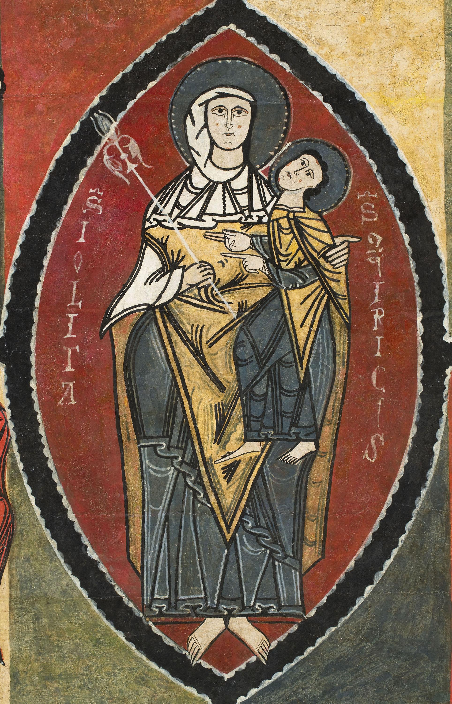 Anònim. Catalunya - Frontal d'altar de Durro - Mitjan segle XII [3]