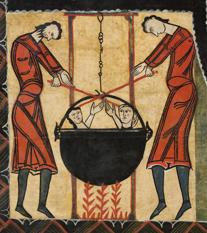 Anònim. Catalunya - Frontal d'altar de Durro - Mitjan segle XII [4]