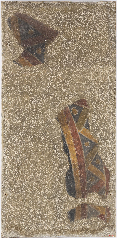Mestre del Judici Final - Ziga-zaga (extradós d'un arc) de Santa Maria de Taüll - Posterior a 1123