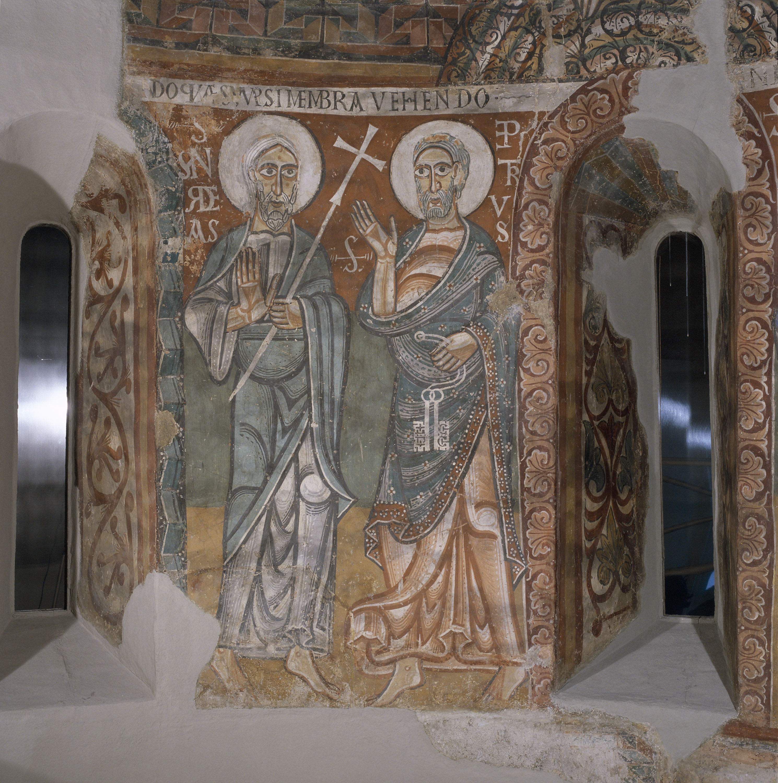Mestre de la Seu d'Urgell - Absis de Sant Pere de la Seu d'Urgell - Segon quart del segle XII [7]