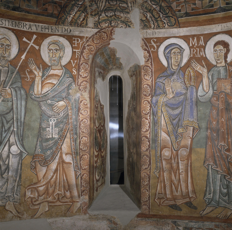 Mestre de la Seu d'Urgell - Absis de Sant Pere de la Seu d'Urgell - Segon quart del segle XII [8]
