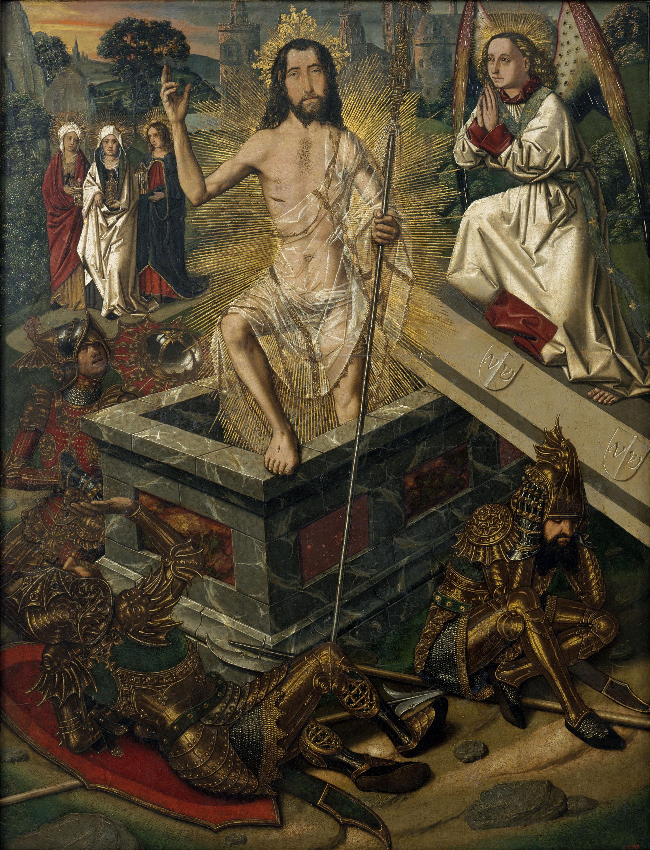 Bartolomé Bermejo - Resurrecció - Cap a 1474-1479