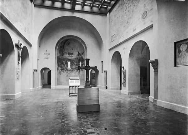 Mestre de Pedret - Absis de Santa Maria d'Àneu - Finals del segle XI – inicis del segle XII [4]