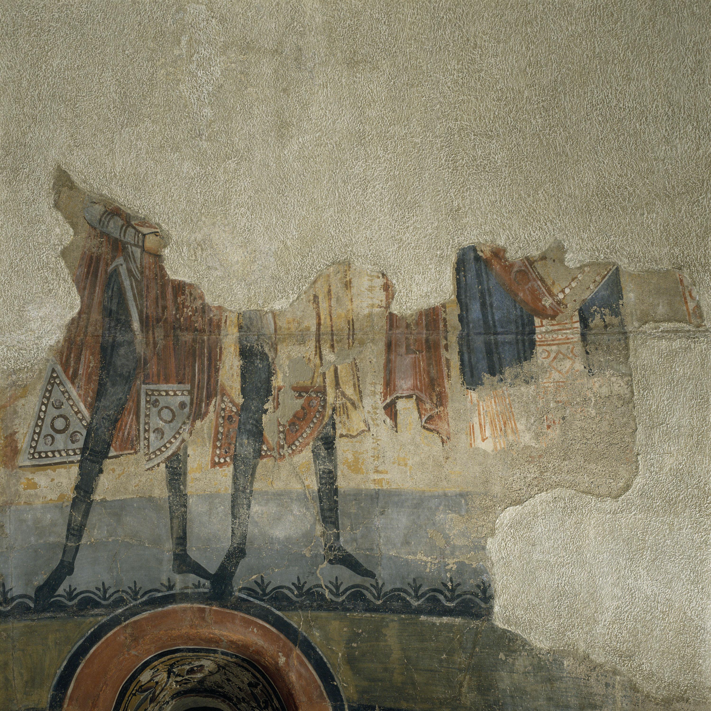 Mestre de Pedret - Absis de Santa Maria d'Àneu - Finals del segle XI – inicis del segle XII [10]