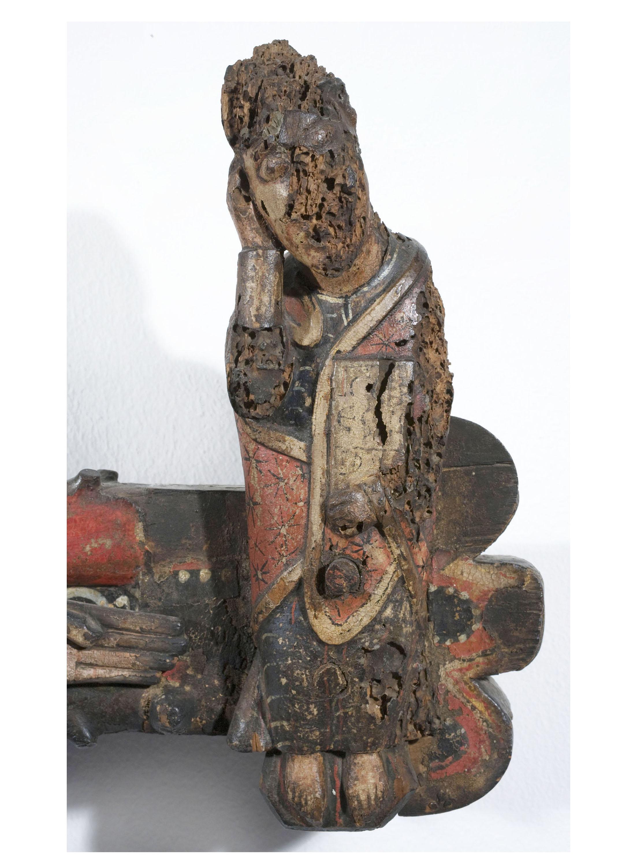 Anònim - Calvari de Tragó de Noguera - Darrer quart del segle XII – primer quart del segle XIII [3]