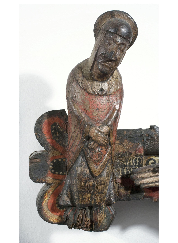 Anònim - Calvari de Tragó de Noguera - Darrer quart del segle XII – primer quart del segle XIII [2]