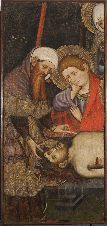 Mourning Over The Dead Christ Museu Nacional D Art De