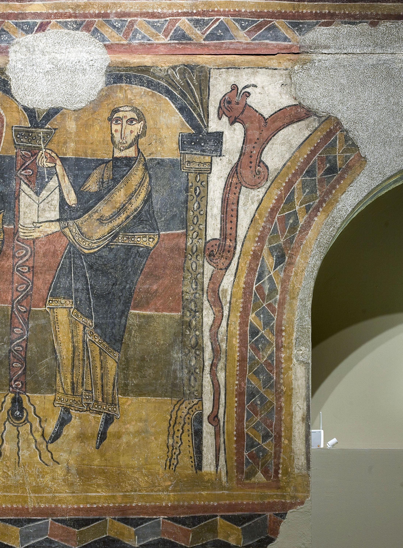 Mestre del Judici Final - Escenes bíbliques de Santa Maria de Taüll - Després de 1123 [5]