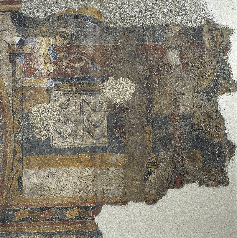 Mestre del Judici Final - Escenes bíbliques de Santa Maria de Taüll - Després de 1123 [10]