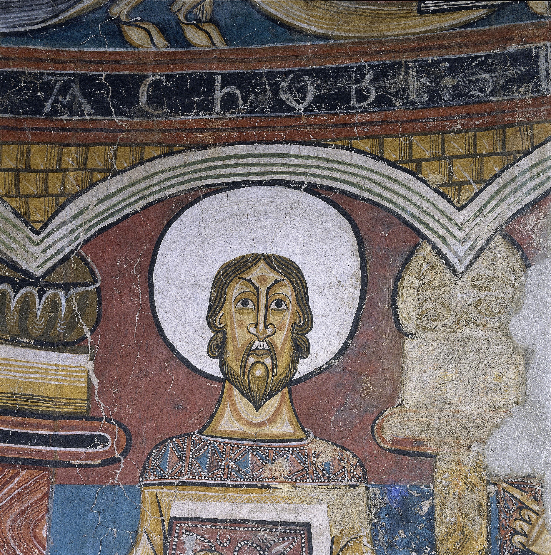 Mestre de Taüll - Absis de Sant Climent de Taüll - Cap a 1123 [12]