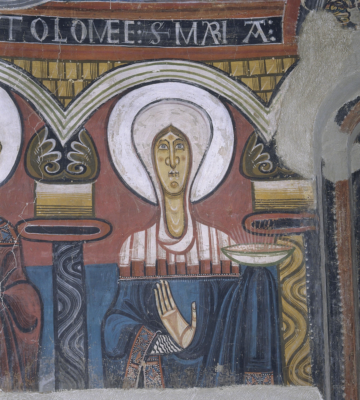 Mestre de Taüll - Absis de Sant Climent de Taüll - Cap a 1123 [15]