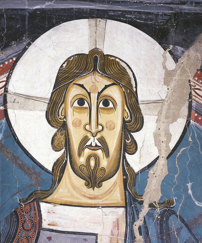 Mestre de Taüll - Absis de Sant Climent de Taüll - Cap a 1123 [17]