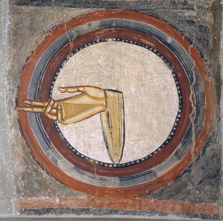 Mestre de Taüll - Mà de Déu de Sant Climent de Taüll - Cap a 1123