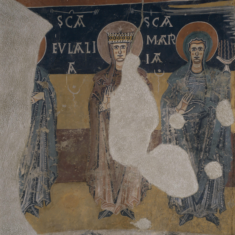 Anònim. Catalunya - Absis d'Estaon - Mitjan segle XII [3]