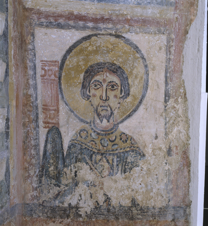 Mestre de Santa Coloma d'Andorra - Absis d'Engolasters - Cap a 1160 [5]