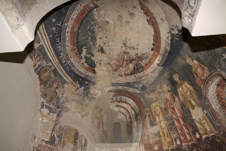 Mestre de Pedret - Absis sud de Pedret - Finals del segle XI – inicis del segle XII [7]