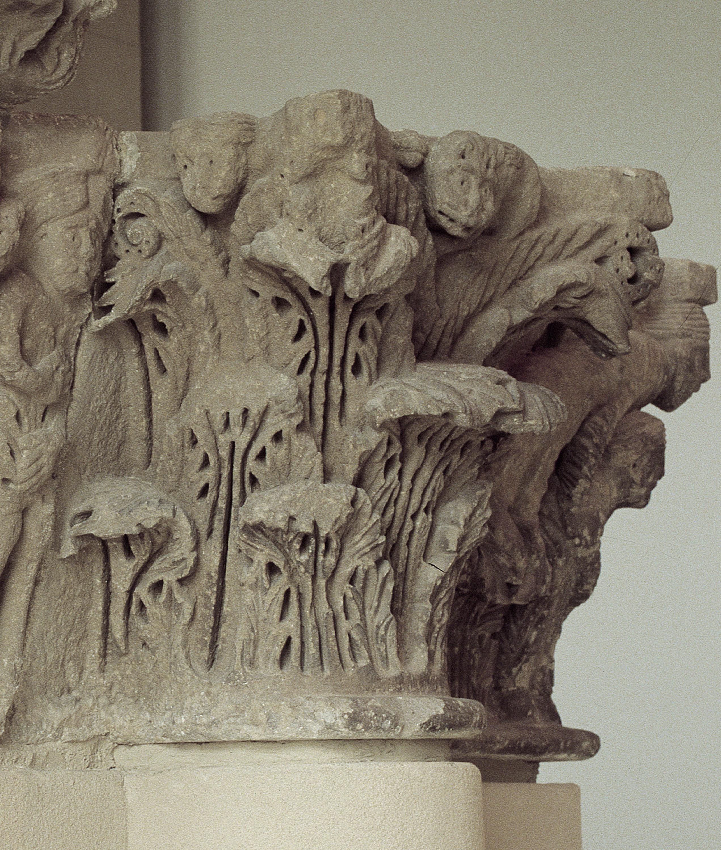 Anònim - Capitell del pilar de Camarasa - Últim quart del segle XII [1]