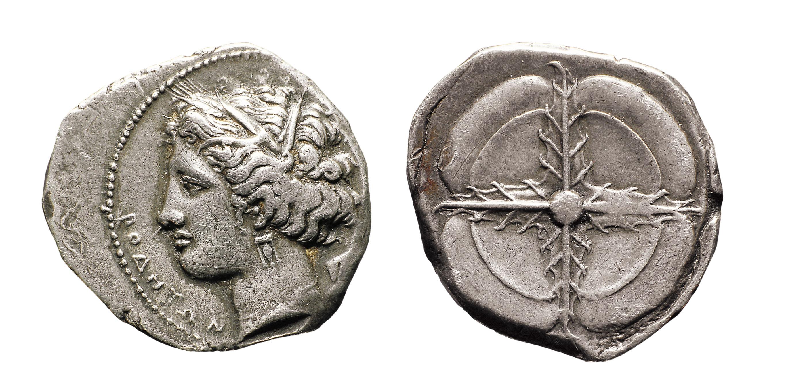 Rhode - Dracma de Rhode - Primer terç del segle III aC