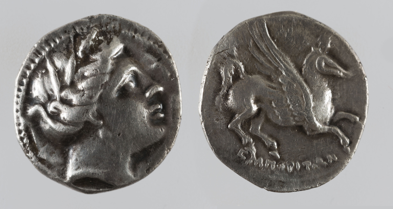 Anònim - Dracma - Finals del segle III aC