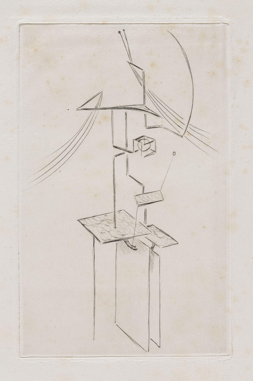 Juli González - Dona pentinant-se (Femme se coiffant) - 1935