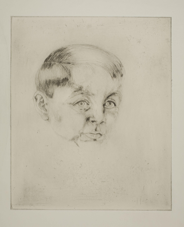 Ismael Smith - Portrait of a man - Circa 1924-1925
