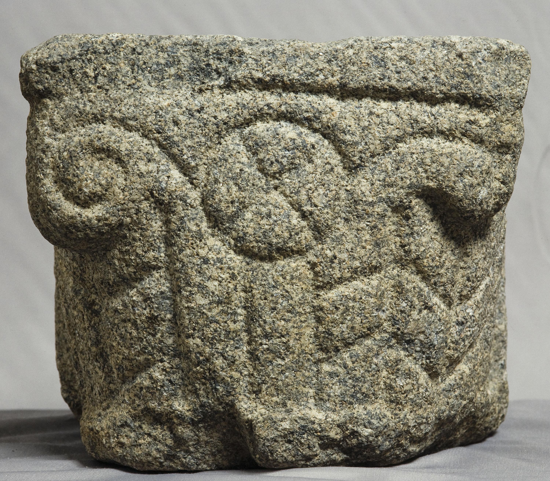 Anònim - Capitell de Tavèrnoles - Segon quart del segle XII