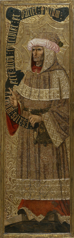 Joan Gascó - Isaïes - Cap a 1500