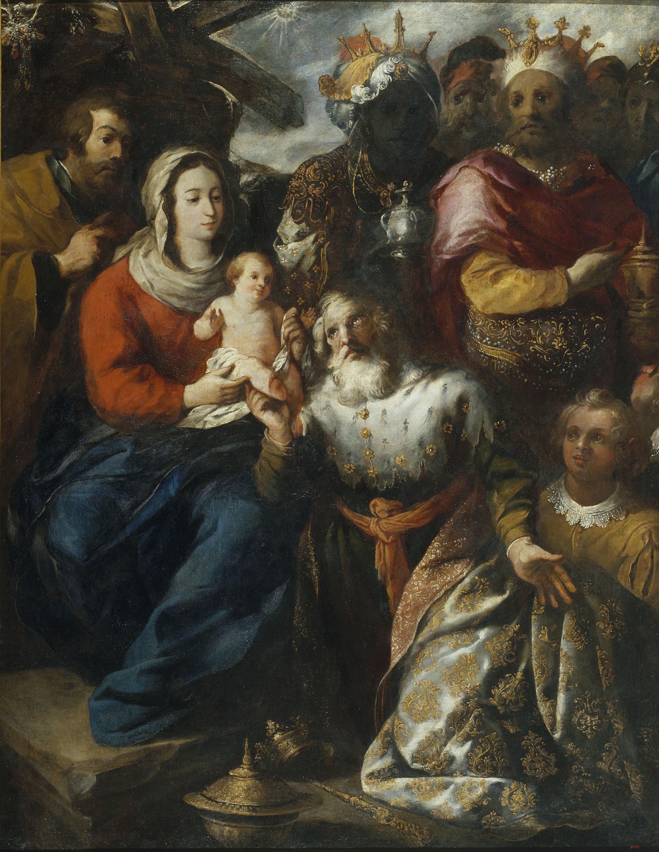 Francisco Herrera (el Vell) - Epifania - 1653