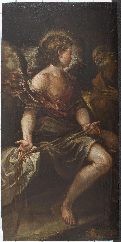 Francisco Rizi - L'àngel allibera sant Pere - Entre 1670-1685