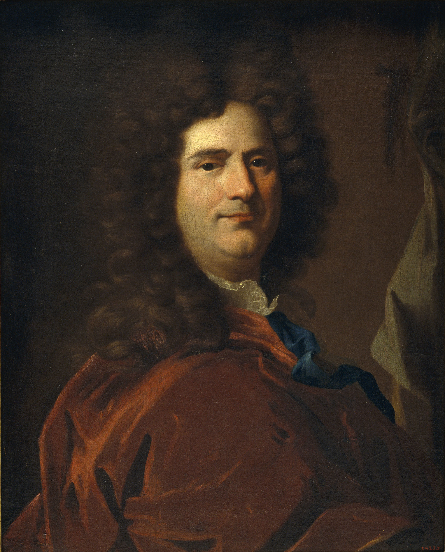 Hyacinthe Rigaud - Autoretrat [?] - Entre 1700-1710