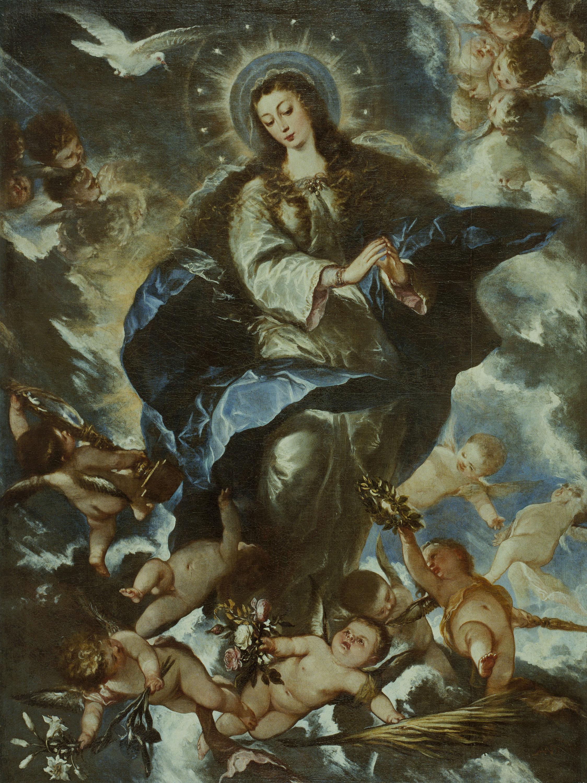 José Antolínez - Immaculada Concepció - 1666