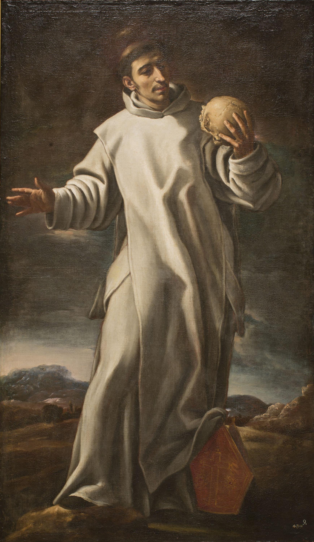 Juan Antonio de Frías - Saint Bruno - Between 1650-1670