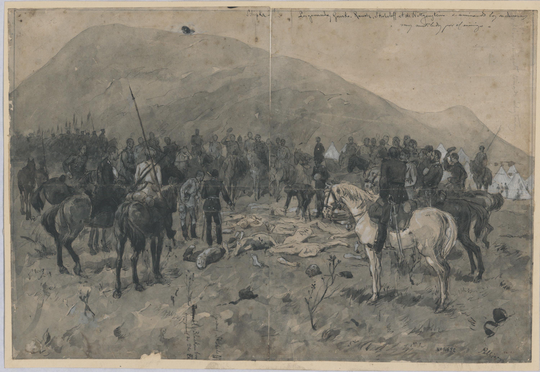 Josep Lluís Pellicer - Schipka - 1877