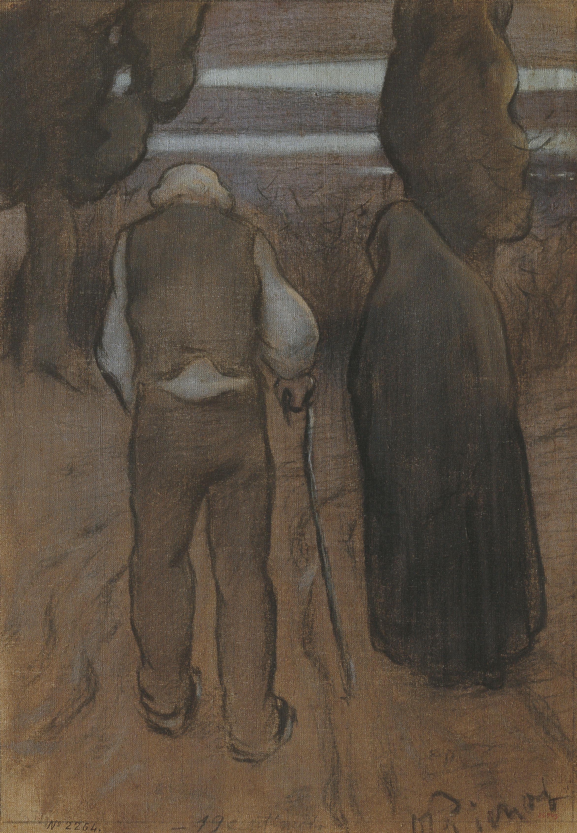 Ramon Pichot Gironés - El darrer Cap d'Any - 1894
