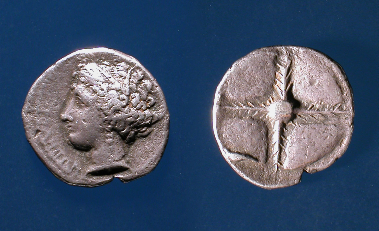 Rhode - Dracma de Rhode - Mitjan segle III aC