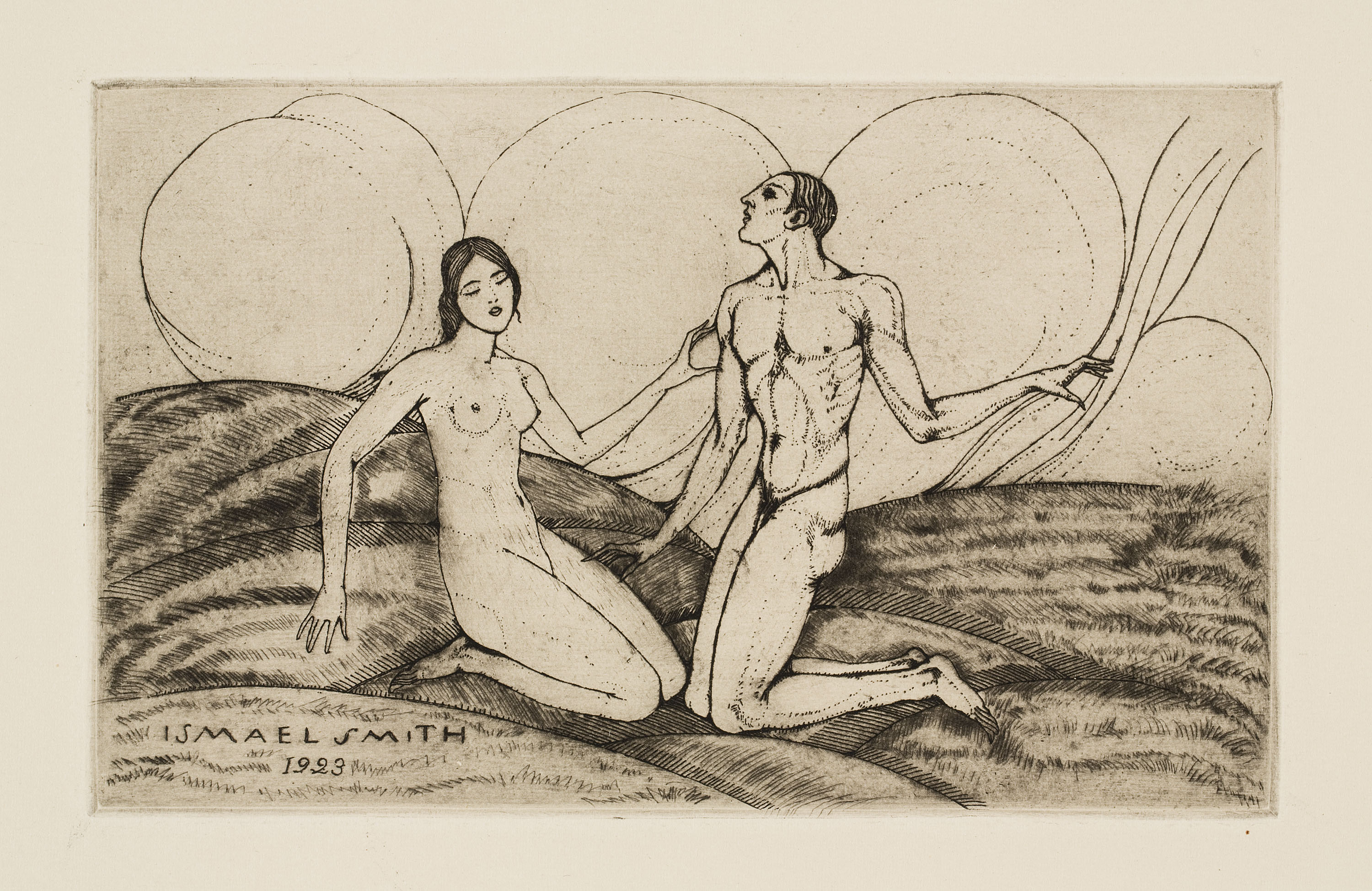 Ismael Smith - Love is the life of man - 1923