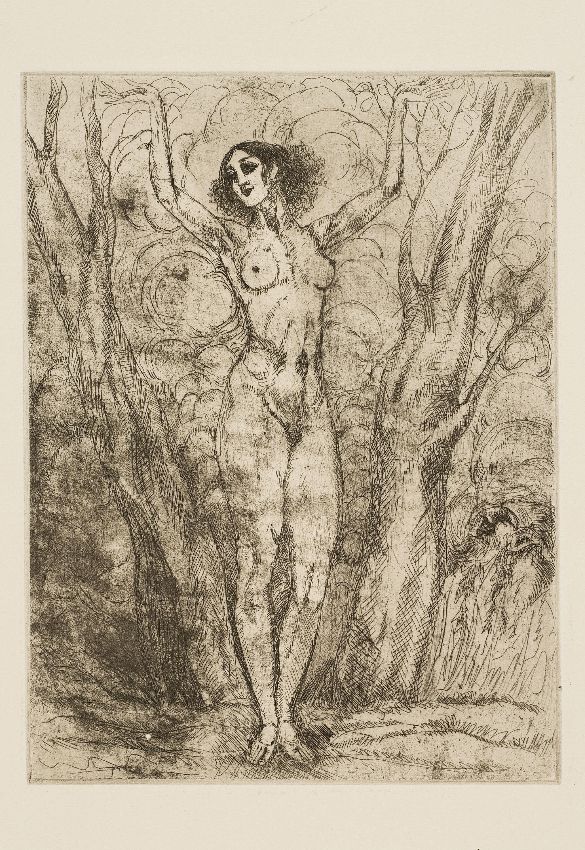 Ismael Smith - Human being (Ésser humà) - Cap a 1924