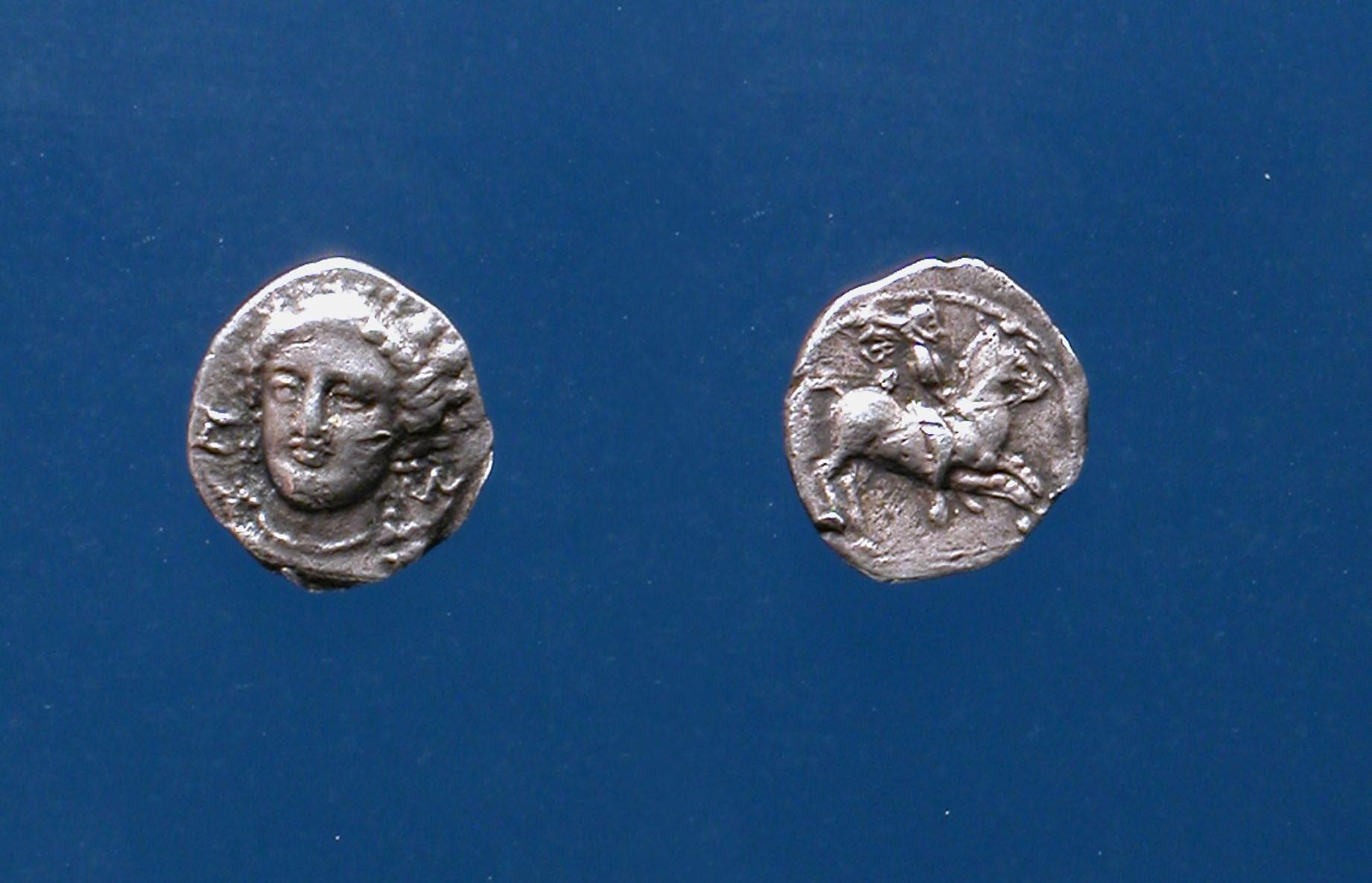 Emporion - Fracció d'Emporion - Segle IV aC