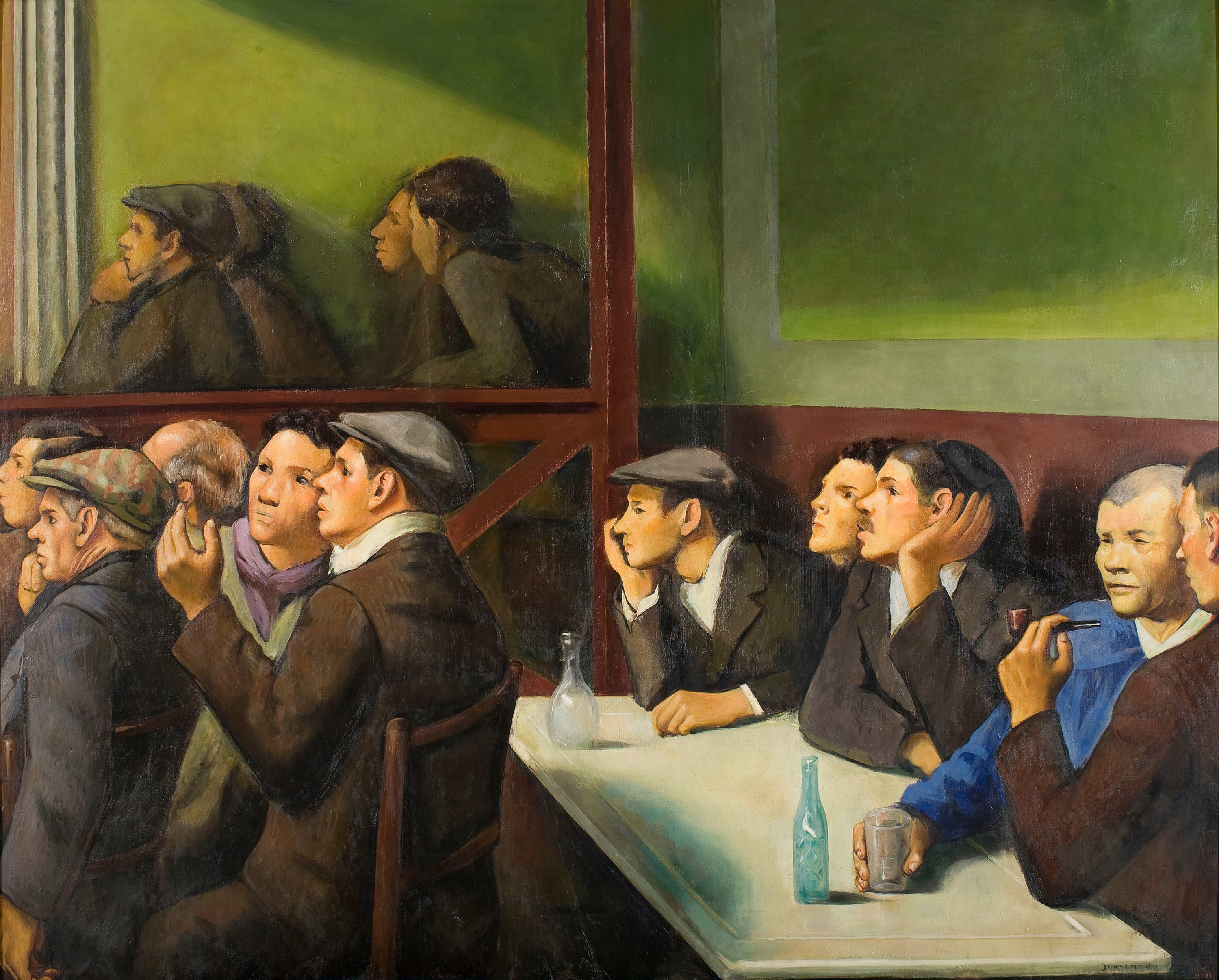 Francesc Domingo Segura - Spectators - 1934