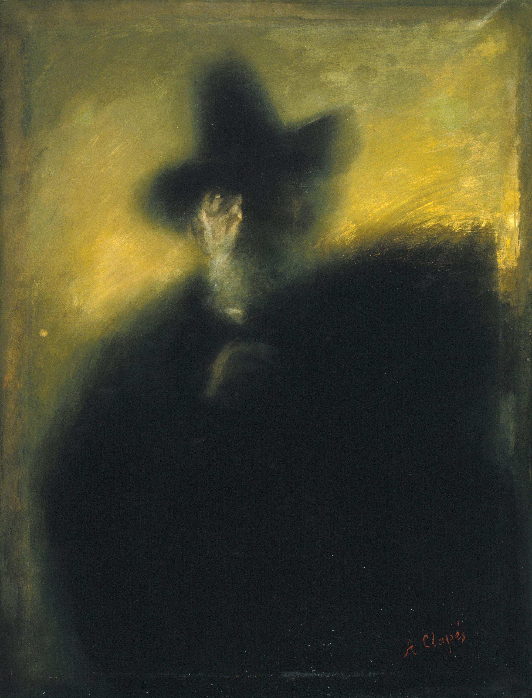 Aleix Clapés - Retrato de Manuel Dalmau Oliveres (1864-1923) - Hacia 1915-1919